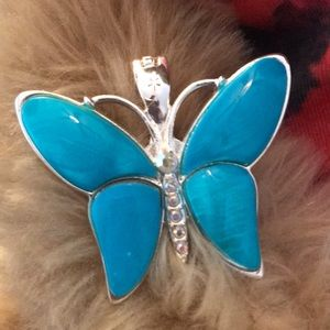 Jewelry - New🌸🌸Butterfly Charm Pendant 🌸🎁🎁